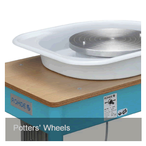 Link to Potters' Wheel pages